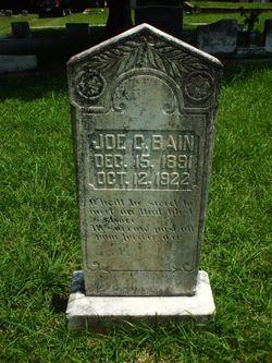 Joe C. Bain