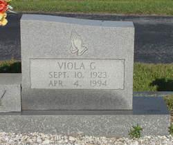 Viola G. <i>Garmon</i> Bailey