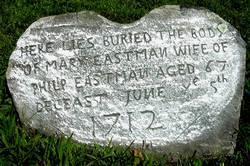 Mary Margaret <i>Barnard</i> Eastman