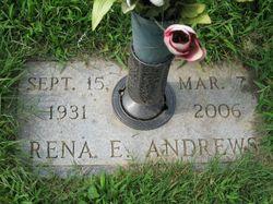 Rena Arlene <i>Earp</i> Andrews