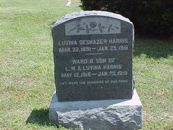 Luvina <i>DeShazer</i> Harris