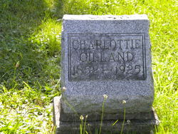 Charlottie Dickey <i>Marley</i> Gilland