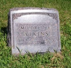 Mildred E. Atkins