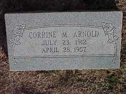 Corrine M <i>Bailey</i> Arnold