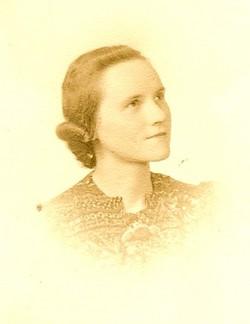 Agnes Elizabeth <i>Garrison</i> Scott