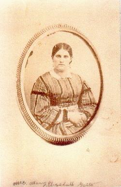 Mary Elizabeth <i>Bauman</i> Gaits