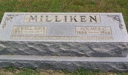 Holmes C Milliken