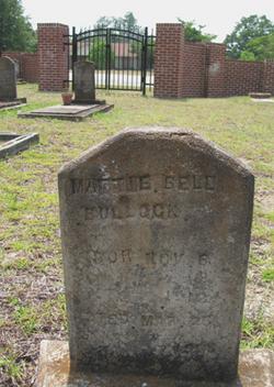 Mattie Bell Bullock