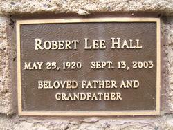 Robert Lee Bob Hall