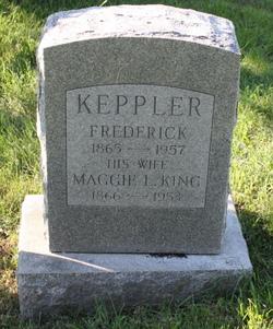 Maggie L <i>King</i> Keppler