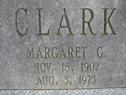 Margaret Grafton <i>Dick</i> Clark