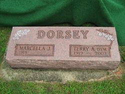 Marcella Virginia <i>Johnson</i> Dorsey