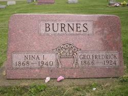 Nina Isabelle <i>Bradshaw</i> Burnes
