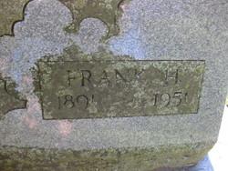 Frank H McQuiston
