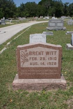 Joseph Brent Witt