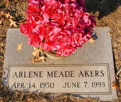 Arlene <i>Meade</i> Akers