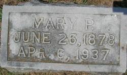 Mary Percy <i>Hankins</i> Black