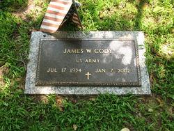 James W Cody