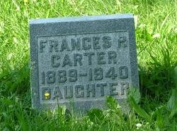 Frances <i>Pennington</i> Carter