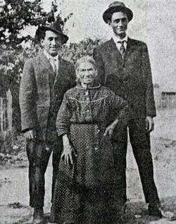 Angelina <i>Juarez</i> Alvarado
