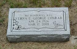 Verna L. <i>George</i> Conrad