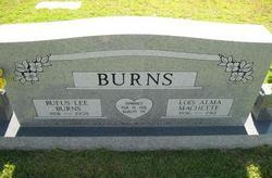 Lois Alma <i>Machette</i> Burns