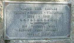 Wilbur Fisk Sanders