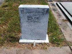 Zack Leatherwood