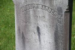 Joseph Barber