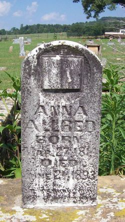 Anna <i>Bunch</i> Allred