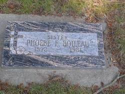 Phoebe E Boileau
