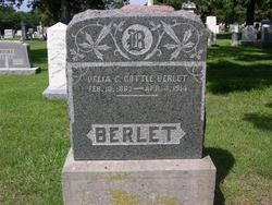 Delia C <i>Cottle</i> Berlet
