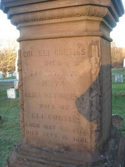 Alma <i>DeForest</i> Curtiss