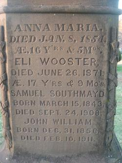 Anna Maria Curtiss