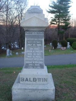 Emily M <i>Hotchkiss</i> Baldwin