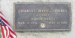 Charles Irving Forbes
