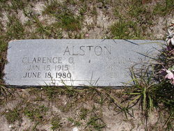 Clarence Orphie Alston