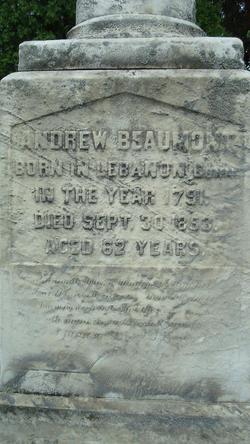 Andrew Beaumont
