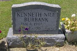 Kenneth Niles Kenny Burbank