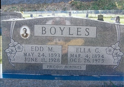 Edd M Boyles