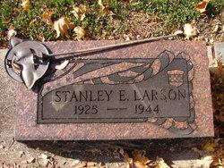 PFC Stanley E Larson