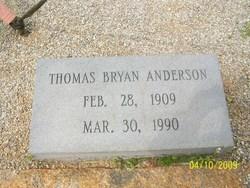 Thomas Bryan Anderson