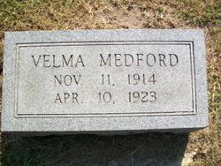 Velma A. Medford