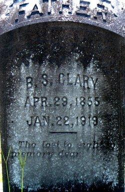 Benjamin S Clary