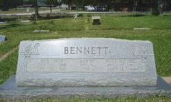 Boyd Smith Bennett