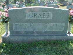 Ethel C <i>Curtis</i> Crabb