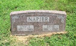 Cyrus Napier
