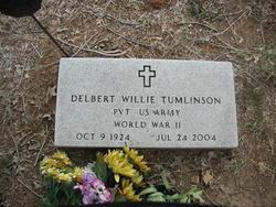 Delbert Willie Tumlinson