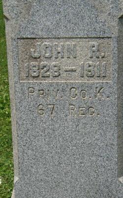 John R Carnahan