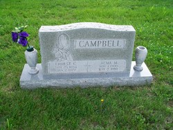 Alma M <i>Slaughter</i> Campbell